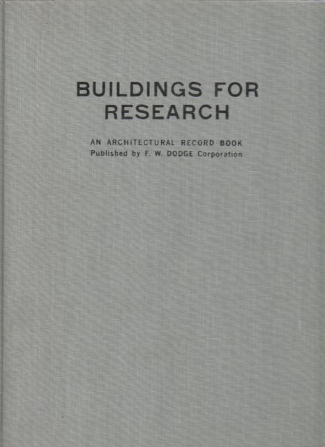Buildings for research