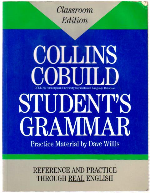Students Grammar - Collins Cobuild