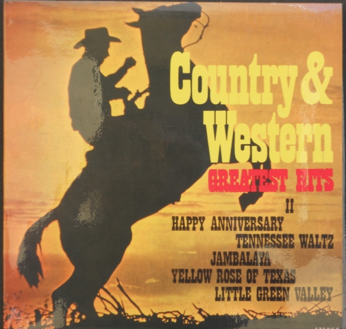 Country and Western - Greatest Hits II