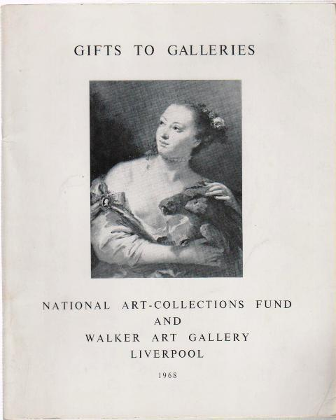 Gifts to Galleries