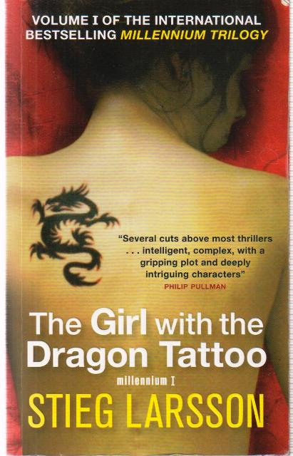 The Girl With the Dragon Tattoo - Milenium I