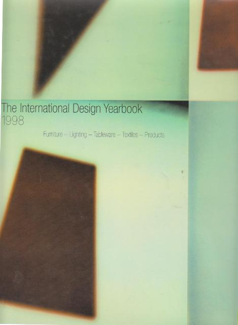 The International Design Yearbook 1998