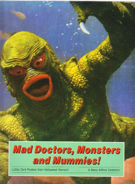 Mad Doctors, Monsters and Mummies