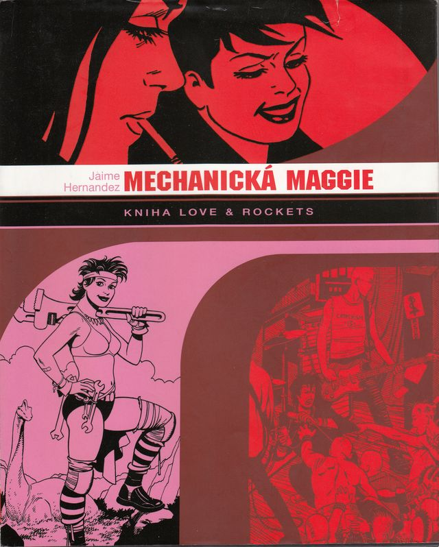 Mechanick� Maggie (komix)