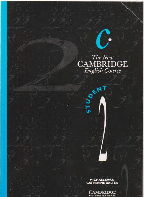 The New Cambridge English Course - 2 Student